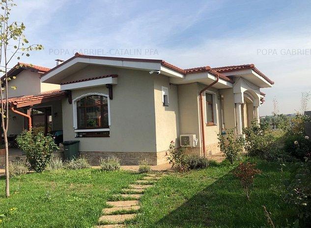 Vila Bucurestii Noi, unicat, de vanzare - imaginea 1