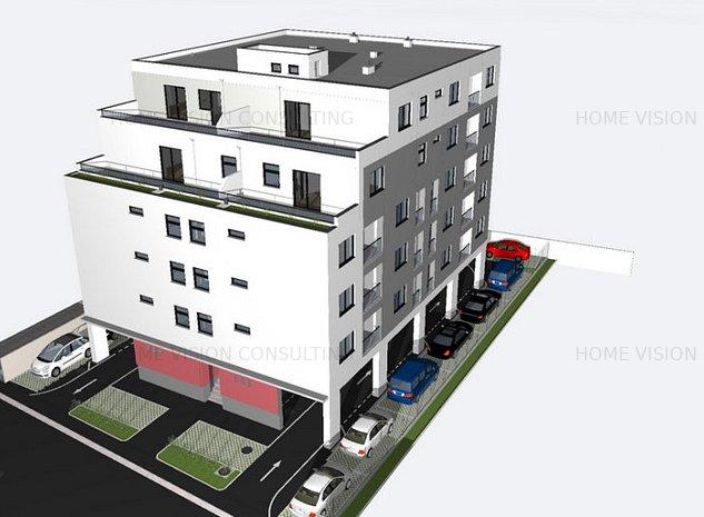 Giulesti - Apartament cu 2 camere 66mp, bloc nou - imaginea 1