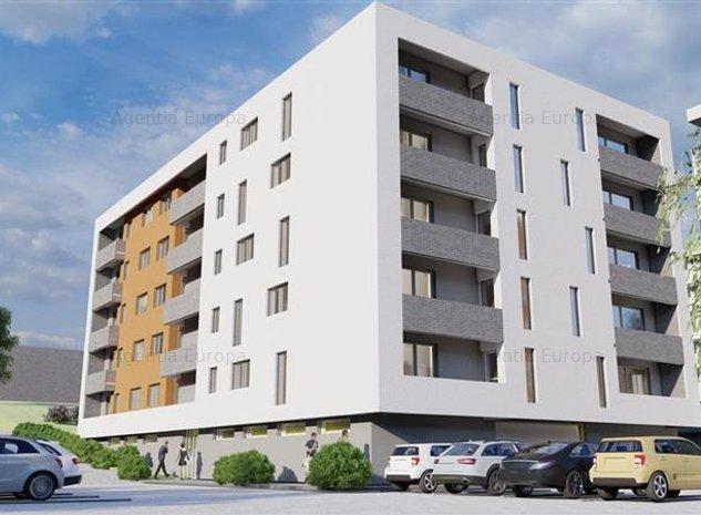 Apartament 2 camere zona C5 in BLOC NOU - imaginea 1