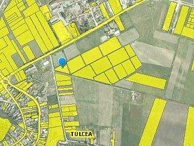 Teren constructii de vânzare, în Tulcea, zona Monumentului