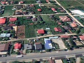 Teren constructii de vânzare, în Branesti, zona Central