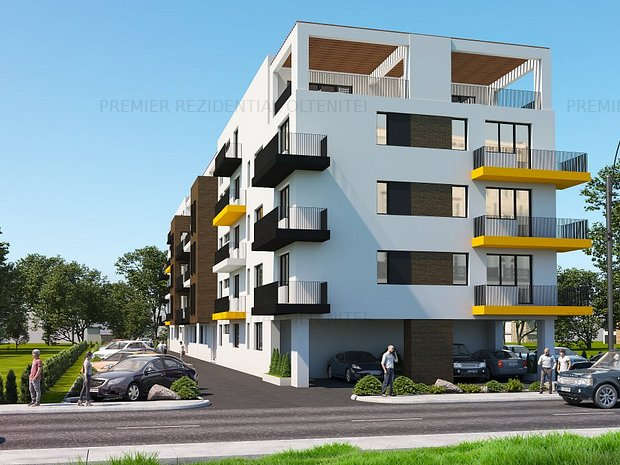 Apartament 2 Camere - 78 mp - Aparatorii Patriei - imaginea 1