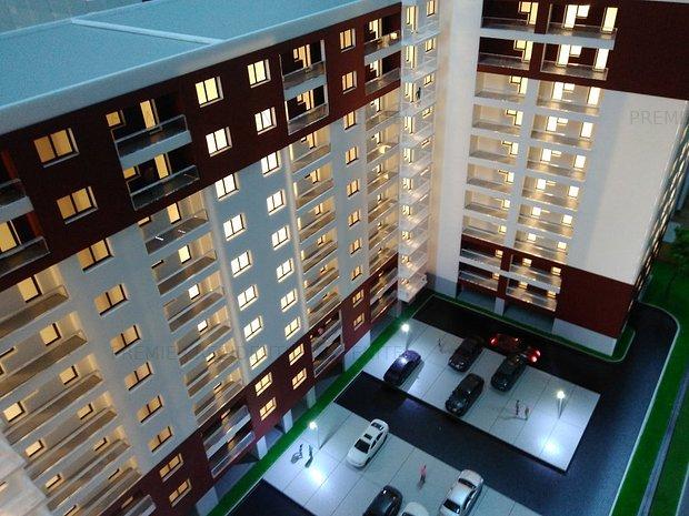 Apartament 2 camere , bloc nou , 7 min METROU , Sector 4 - imaginea 2