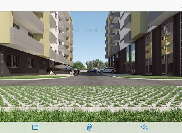 Apartament 2 camere , bloc nou , Metrou Aparatorii Patriei - imaginea 1