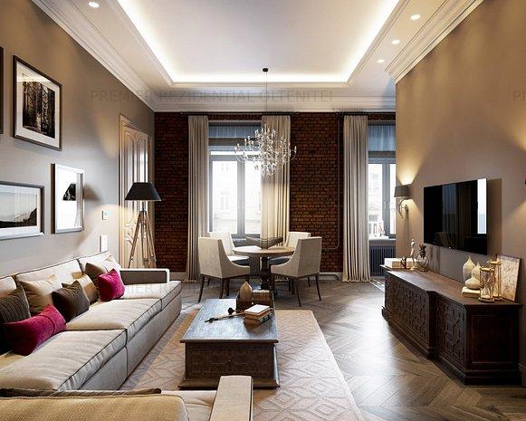 Apartament 2 camere, mutare in curand, Metrou la 10 min - imaginea 1