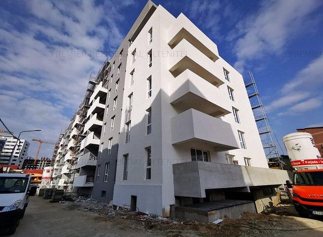 Apartament 2 camere decomandat bloc nou Mihai Bravu - imaginea 1