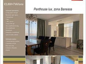 Penthouse de închiriat 5 camere, în Bucureşti, zona Iancu Nicolae