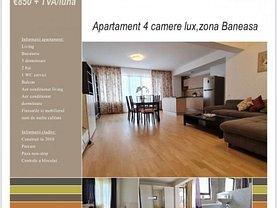 Apartament de închiriat 4 camere, în Bucureşti, zona Iancu Nicolae