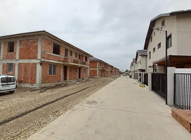 Solid House Ghencea - Vila 5 Camere - Un Dormitor pe Parter, Placa Beton peste - imaginea 1