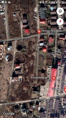 teren dezvoltare imobiliara/ deschidere la doua strazi - imaginea 1