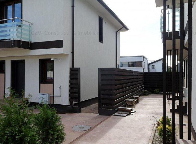 Vila -Pret apartament- curte Proprie , Acces doar Rezidenti -Toate Utilitatile - imaginea 1
