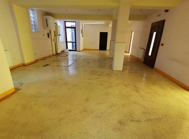 INCHIRIEZ spatiu birou 7 camere ,220 mp, zona Calea Dumbravii - imaginea 1