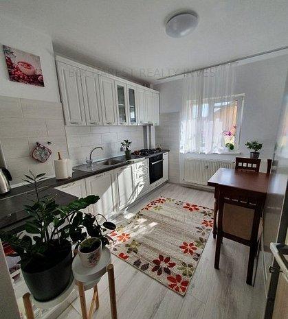Vanzare apartament 2 camere Piata Sudului - Oltenitei - imaginea 1