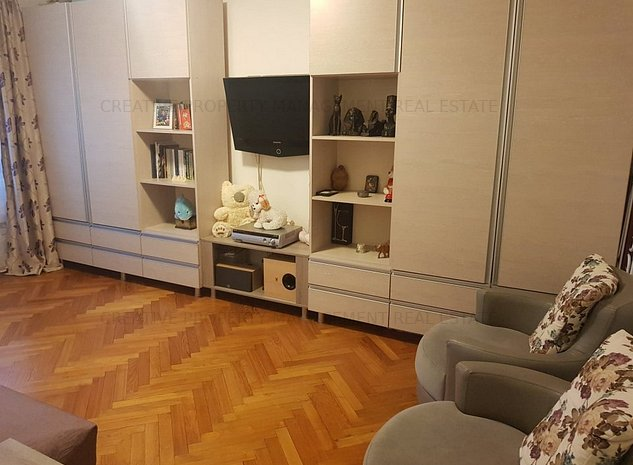 Vanzare apartament 2 camere Vatra Luminoasa - imaginea 1