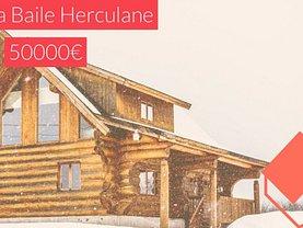 Casa de vânzare 4 camere, în Baile Herculane