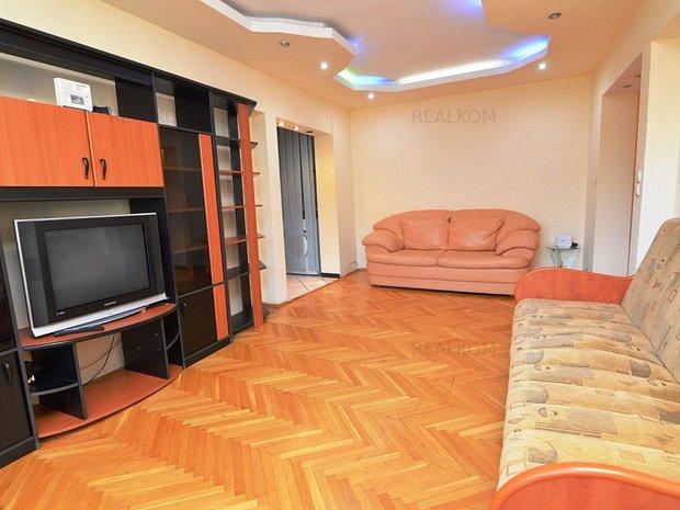 www.RealKom.ro: Apartament 3 camere de inchiriat Vitan