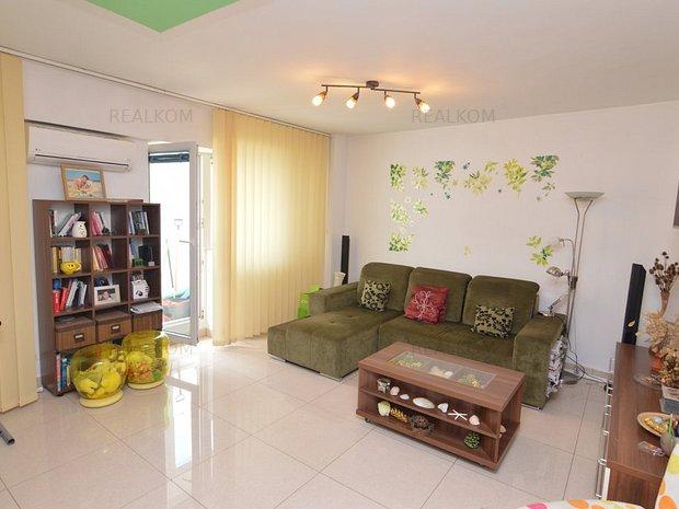 www.RealKom.ro: Apartament 3 Camere de Inchiriat Calea Calarasilor