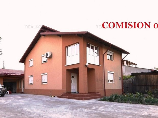 www.RealKom.ro: Vila 4 Camere de Vanzare Voluntari