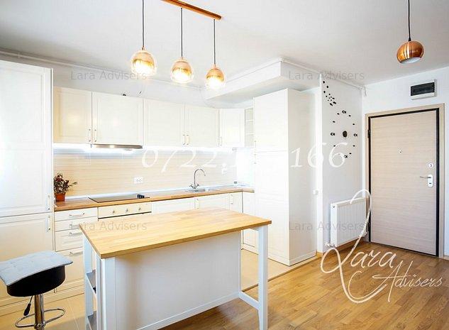 Casa Presei - Petrom City studio dublu lux! - imaginea 1
