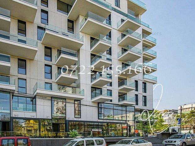 Nou!!! One Herastrau Plaza, apartament lux 2 camere si parcare - imaginea 1