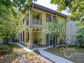 Casa de vânzare sau de închiriat 4 camere, în Bucuresti, zona Barbu Vacarescu