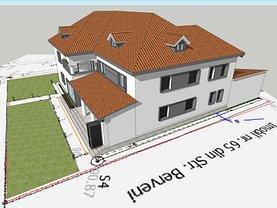 Casa de vânzare sau de închiriat 7 camere, în Bucureşti, zona Bucureştii Noi