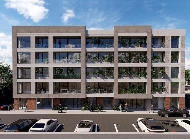Teren pretabil pentru cladire de birouri sau pentru dezvoltare rezidentiala - imaginea 1