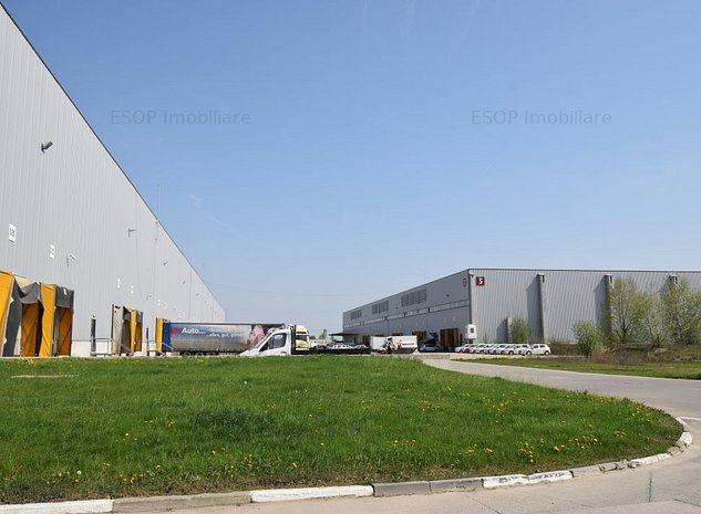 0% Comision Depozite de inchiriat in Bucuresti Ilfov cu acces la A1 si centura - imaginea 1