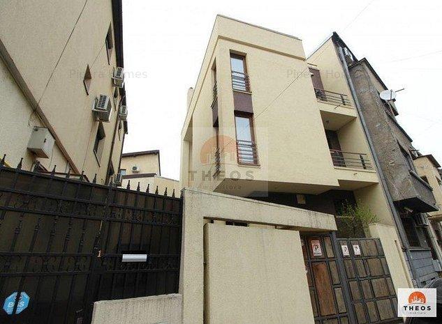 Vila 7 camere Eminescu - Piata Romana - imaginea 1