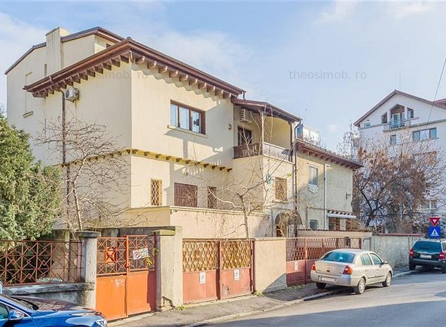 Vila Primaverii D+P+E+M | Barbu Iscovescu - imaginea 1