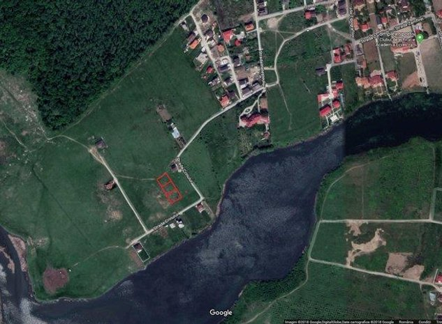 Teren 1055 mp Mogosoaia str. Crinului - imaginea 1