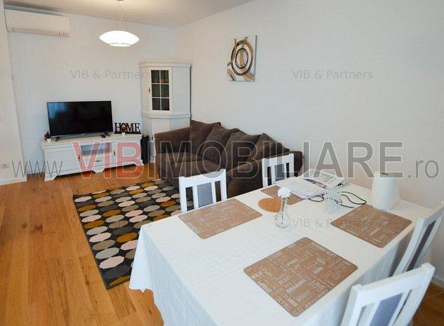 Apartament 3 camere Aviatiei Park - mobi: Apartament 3 camere Aviatiei Park - mobilat si utilat