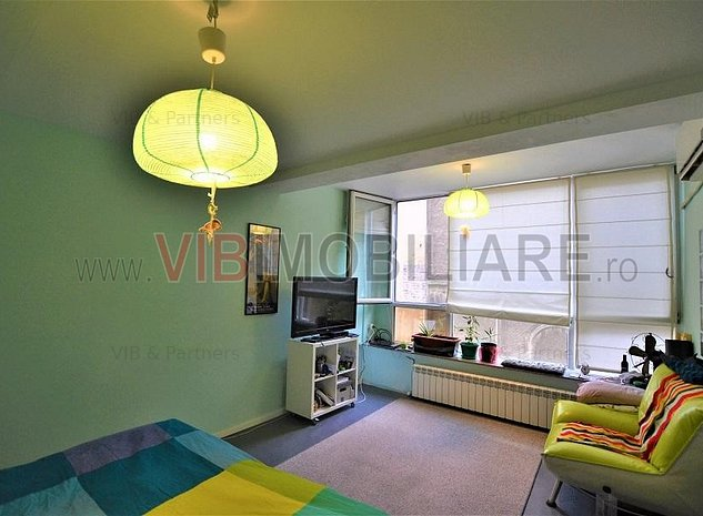 Apartament 3 camere transformat in 2 cam: Apartament 3 camere transformat in 2 camere Calea Victoriei