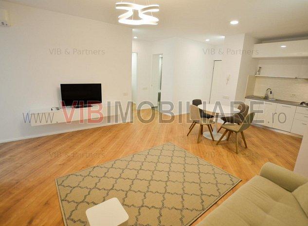 Vanzare Apartament 3 camere 4City North : Vanzare Apartament 3 camere semidecomandat 4City North  - Pipera