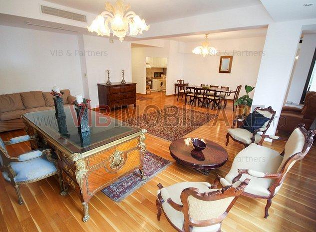 Apartament Lux Dorobanti Capitale-Imobil: 2 camere LUX 120 mp-Dorobanti Capitale Belgrad-Imobil 2008 -TUR VIRTUAL