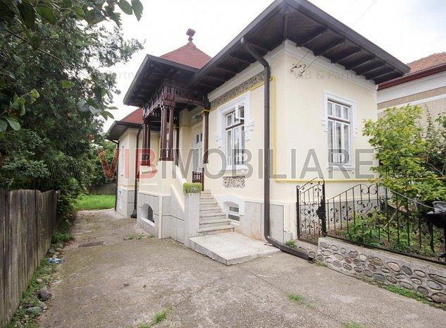 Ramnicu Valcea - vila stil Brancovenesc : Ramnicu Valcea - vila stil Brancovenesc in centrul orasului COMISION 0