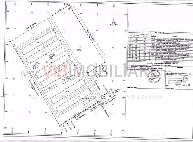 Teren constructii 57.800 mp - Cumpana - : Teren constructii, depozite, magazii, livada 10 km de Constanta