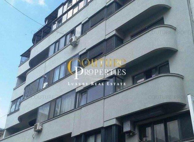 Apartament in cladire Art Deco, reconditionata - imaginea 1