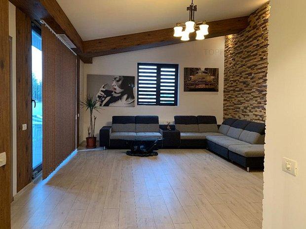 Penthouse de lux mobilat si utilat, zona Metalurgiei - imaginea 1