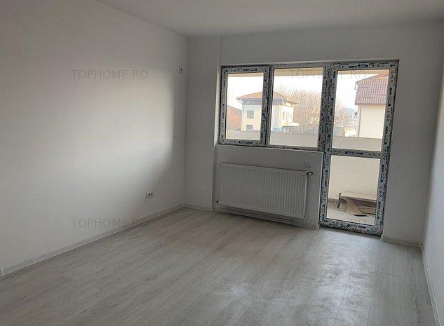 2 camere decomandat, bloc nou finalizat, zona Aparatorii Patriei - imaginea 1