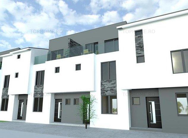 Casa P+1+M, proiect rezidential modern, Metalurgiei - 2 min STB - imaginea 1