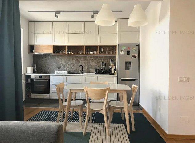 Apartament 3 camere imobil nou Buna Ziua - imaginea 1