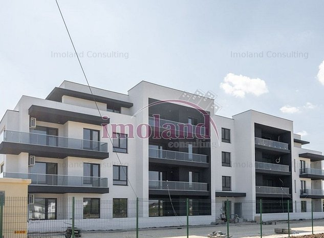 Apartament nou - 2 camere - vanzare - Pipera - imaginea 1