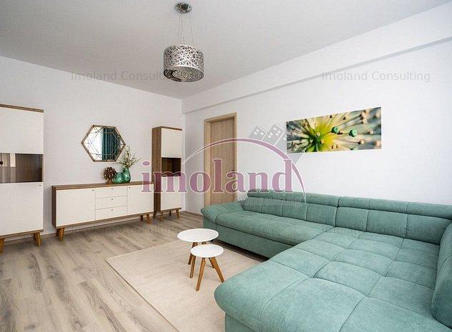 Apartament 2 camere cu gradina Tip 5-Bdul Timisoara-Metrou Pacii - imaginea 1