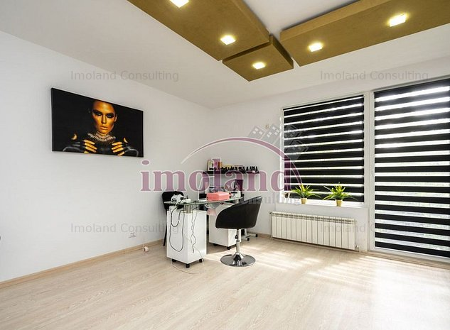 Apartament - vanzare - 2 camere - renovat complet - Primaverii - imaginea 1