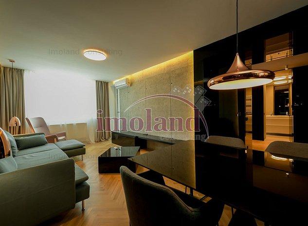 Apartament unicat - 2 camere - inchiriere - Orhideea-Grozavesti - imaginea 1