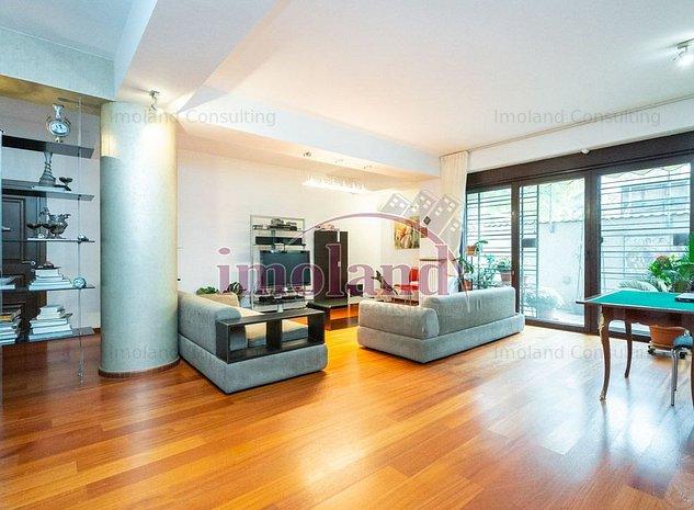 Apartament - 4 camere - vanzare - parter inalt - Floreasca-Parcul Verdi - imaginea 1