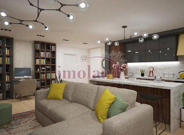 Apartament NOU - 2 camere - vanzare - Aviatiei (Promenada Mall) - imaginea 1