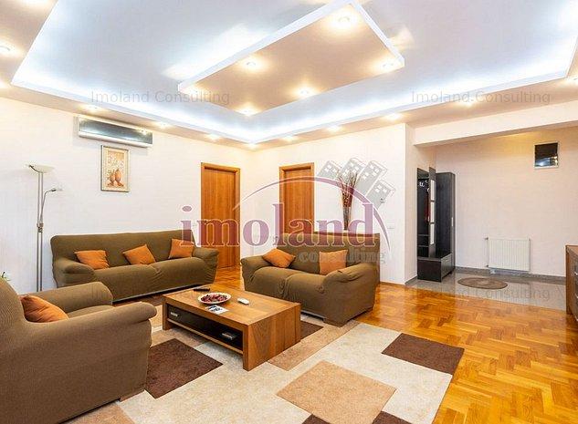 Vanzare - Apartament 3 camere - Herastrau - Nordului - imaginea 1
