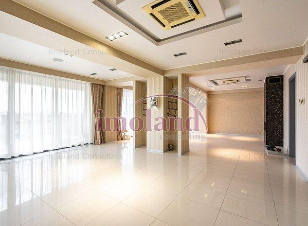 Penthouse Superb | 4 camere | Erou Iancu Nicolae | Pipera | - imaginea 1